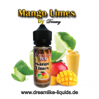 Dreamy MangoLimes Ice