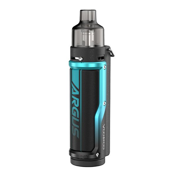 VooPoo Argus Pro Kit (Litchi Leather & Blue)