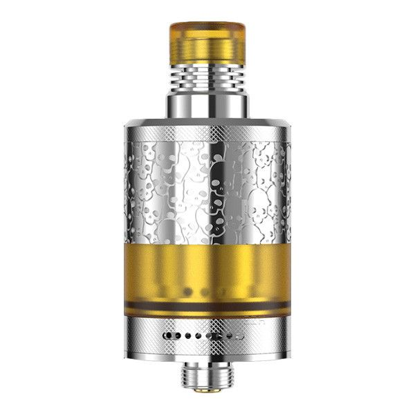 BD Vape Precisio MTL SW Verdampfer silver night