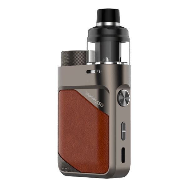 Vaporesso Swag PX80 (Leather Brown)