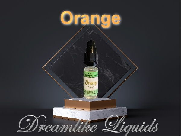 Dreamy Orange