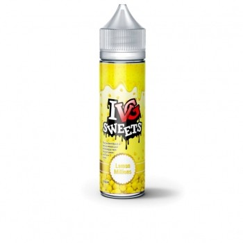 I VG Sweets Lemon 50ml Shake&Vape