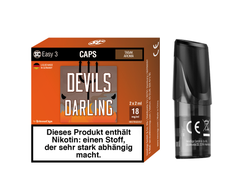 Easy 3 Pods - Devils Darling