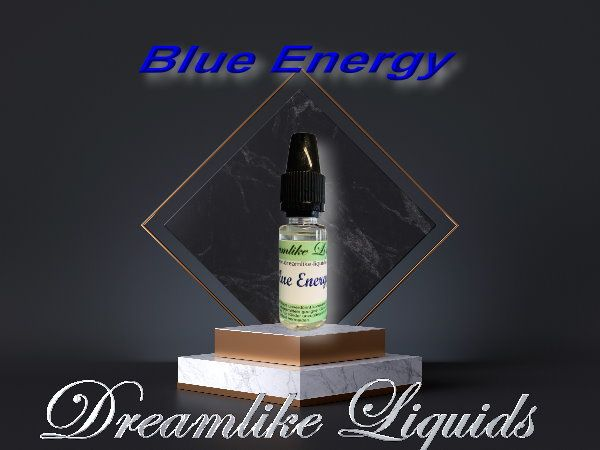Dreamy Blue Energy