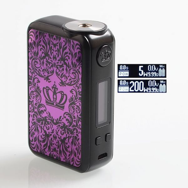 Crown 4 Mod purple