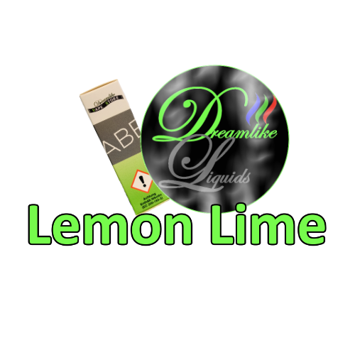 Dreamy Lemon Lime 3 mg