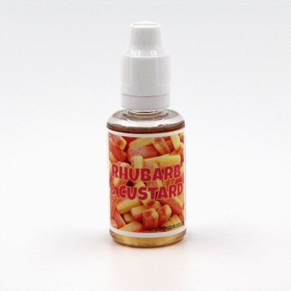 Vampire Vape Rhubarb and Custard UK Aroma - 30ml