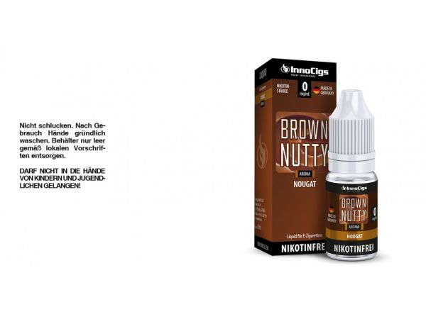 Brown Nutty 0mg