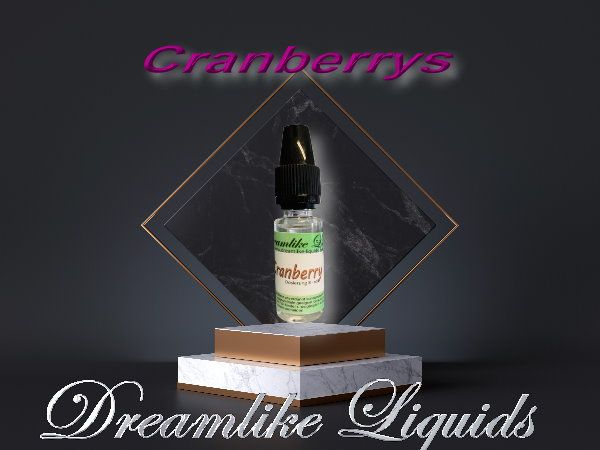 Dreamy Cranberry